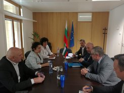 Bulgaria and the Czech Republic exchanged information about the measures taken against the African swine fever (ASF)