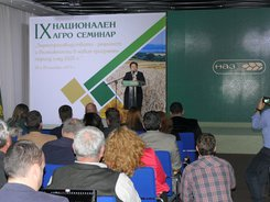 Minister Taneva: Bulgaria is a front-runner in the export of cereals and oilseeds for 2018