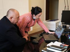 Prime Minister Boyko Borisov and Minister Taneva hold a video conference with farmers