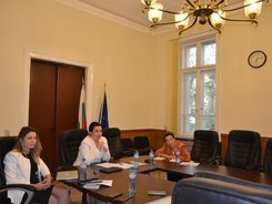 Minister Taneva: Bulgaria also wants an increase of over 1%in the budget of the COVID-19 horizontal measure