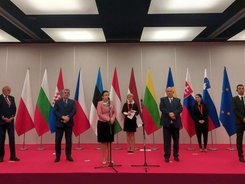 The Ministers of the Visegrad Four and Bulgaria signed a declaration on a common position on the negotiation process for the new CAP